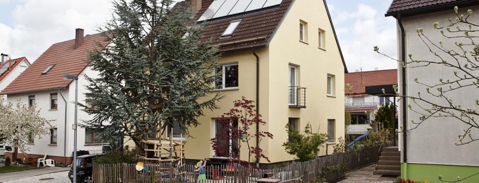 Architekturbüro Sindelfingen projekte ae architekturbüro volker zipperer