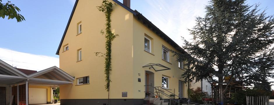 komplettsanierung 50er jahre siedlungshauses zum kfw 70 effizienshaus herrenberg ae. Black Bedroom Furniture Sets. Home Design Ideas