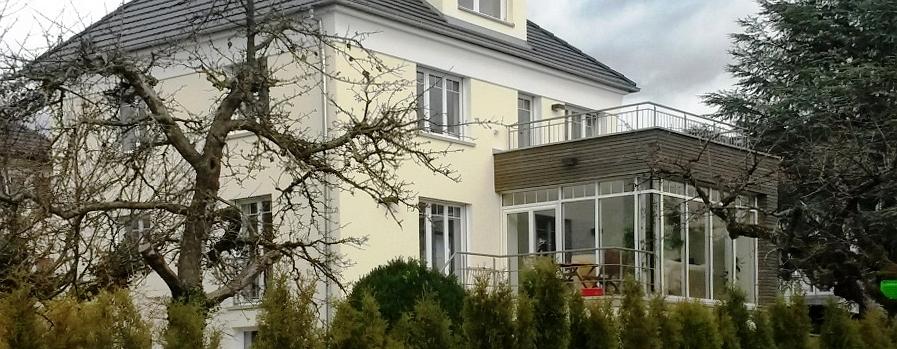 an und umbau komplett sanierung einer stadtvilla in herrenberg ae architekturb ro volker. Black Bedroom Furniture Sets. Home Design Ideas